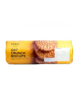 M&S OAT CRUNCH BISCUITS