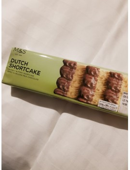 M&S DUTCH SHORTCAKE
