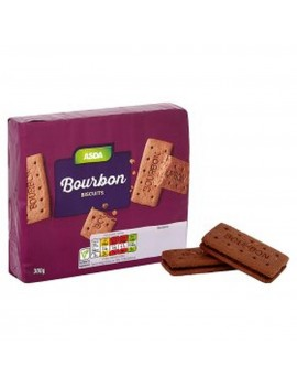 ASDA BOURBON BISCUITS