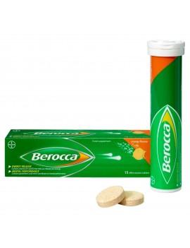 BEROCCA VIT B1 & B2 ORANGE...