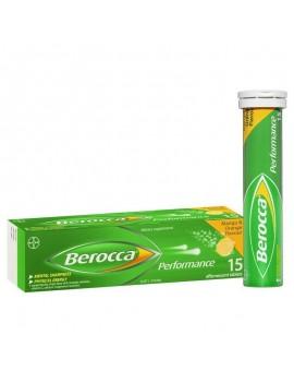 BEROCCA VIT B1 & B2  MANGO...