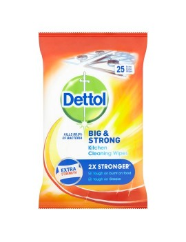 DETTOL BIG & STRONG KITCHEN...