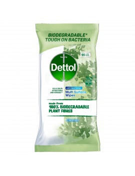 DETTOL BIODEGRADABLE WIPES