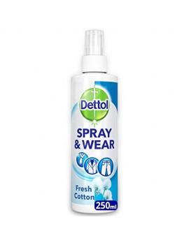 DETTOL SPRAY & WEAR (250ML)