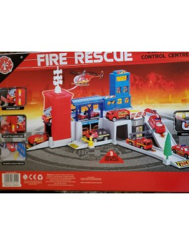 FIRE RESCUE (STATION &...