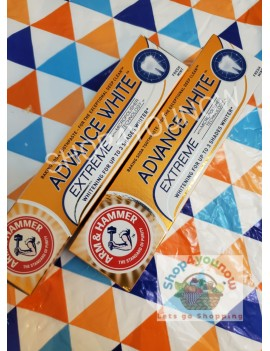 ARM & HAMMER ADVANCE...