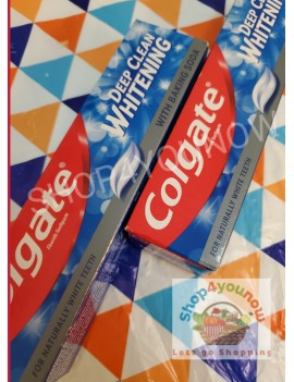 COLGATE DEEP CLEAN...