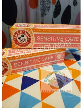 ARM & HAMMER SENSITIVE CARE...