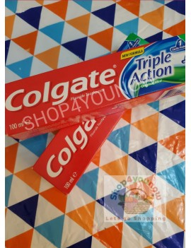 COLGATE TRIPPLE ACTION 100ML