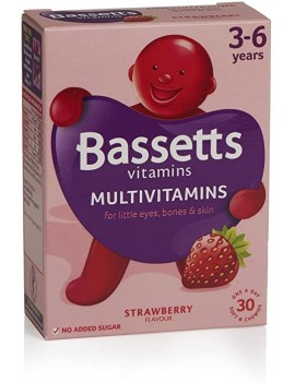 BASSETTS VITAMINS (3-6YEARS)