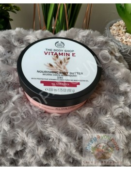 THE BODY SHOP VITAMIN E...