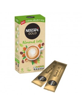 NESCAFE GOLD ALMOND LATTE