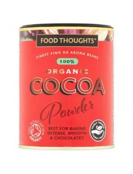 FOOD THOUGHT ORGANIC COCOA...