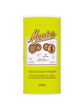 MENIER 100% COCOA POWDER 200G