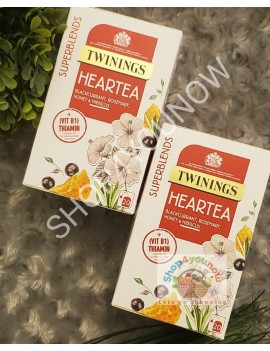 TWININGS HEARTEA