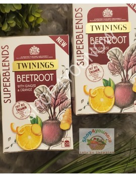 TWININGS BEETROOT