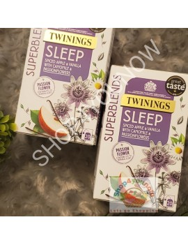 TWININGS SLEEP