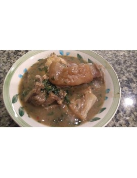 NSALA (WHITE) SOUP