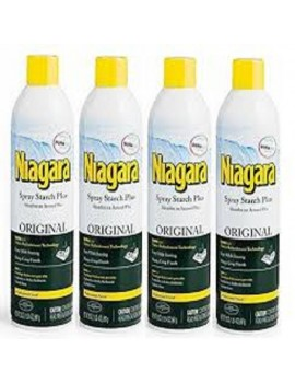 Niagara spray starch
