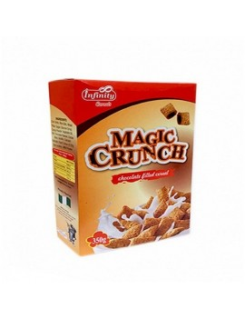 Infinity Magic Crunch(Chocolate)Cereal 350g