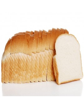White Bread (sliced) 400g