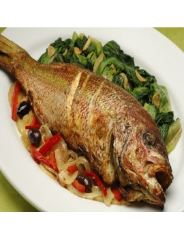 BIG GRILLED FISH (WHOLE)