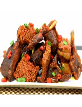 ASSORTED PEPPERED  MEAT 2pcs