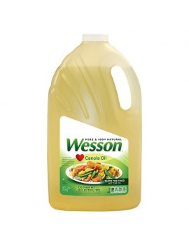 WESSON CANOLA OIL  4.73LT
