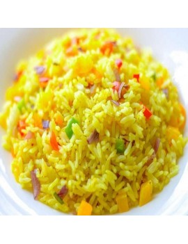 CURRIED RICE per portion