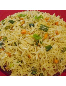 BASMATI FRIED RICE per portion