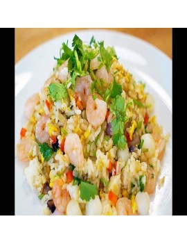 SEA FOOD FRIED RICE per portion