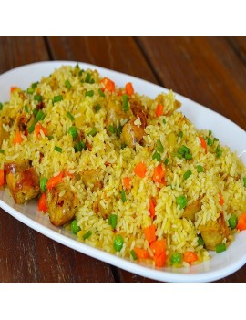 VEGETABLE FRIED RICE per portion
