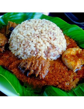 OFADA RICE & SAUCE per portion