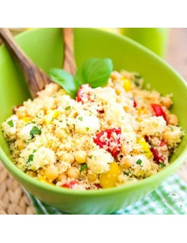 MEDITERRANEAN COUSCOUS per serving