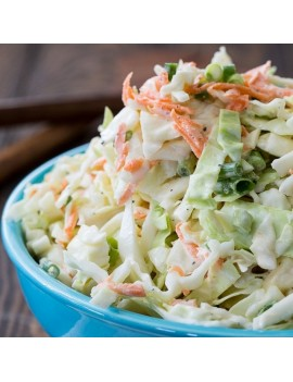 COLESLAW SALAD per serving