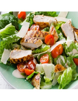 CHICKEN SALAD per serving