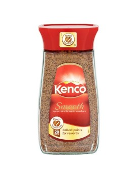 KENCO (SMOOTH) INSTANT COFFEE 200g