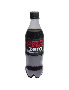 COKE ZERO PET 50CL
