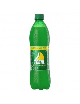 TEEM BITTER LEMON PET 50CL
