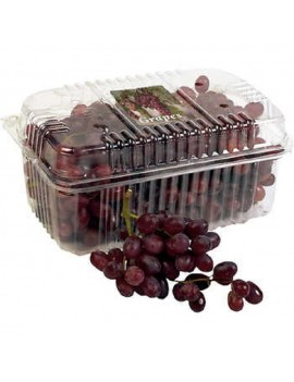 SEEDLESS RED GRAPES PACK OF (0.5)KG