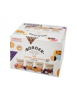 BORDER  BISCUITS 48 Packs of 4