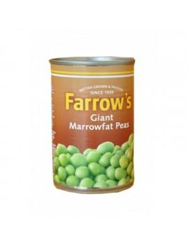 FARROW'S GIANT MARROWFAT PEAS 330g
