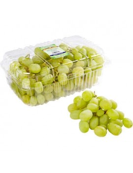 SEEDLESS GREEN GRAPES PACK OF (0.5KG)