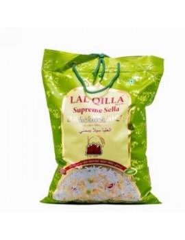 LAL QUILLA BASMATI RICE(Supreme Sella) (5KG)