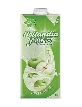Hollandia Yoghurt Green Apple Flavour 1LT