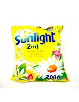 SUNLIGHT 200G WASHING POWDER