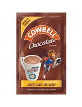 COWBELL CHOCOLATE SACHET