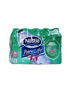NESTLE PURE LIFE WITH ZINC PROTECT 60CL X20