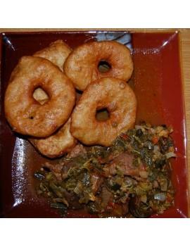 Pankaso + Cowtail pepper soup