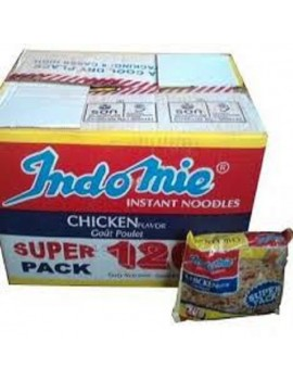 Indomie Noodles 120g Super pack Carton